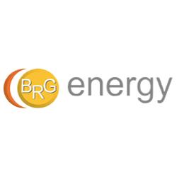 Logo brg energy