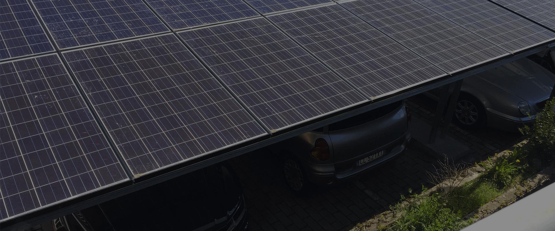 Impianti fotovoltaici nel sud italia