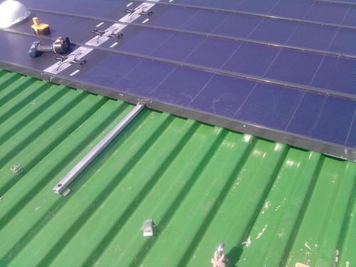 Fotovoltaico Palazzetto Agropoli