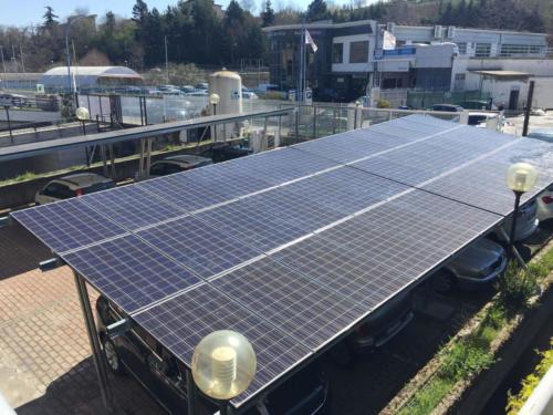 Impianto Fotovoltaico Associazione Allevatori